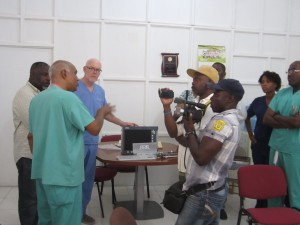 Les Cayes Storz Donation2016b